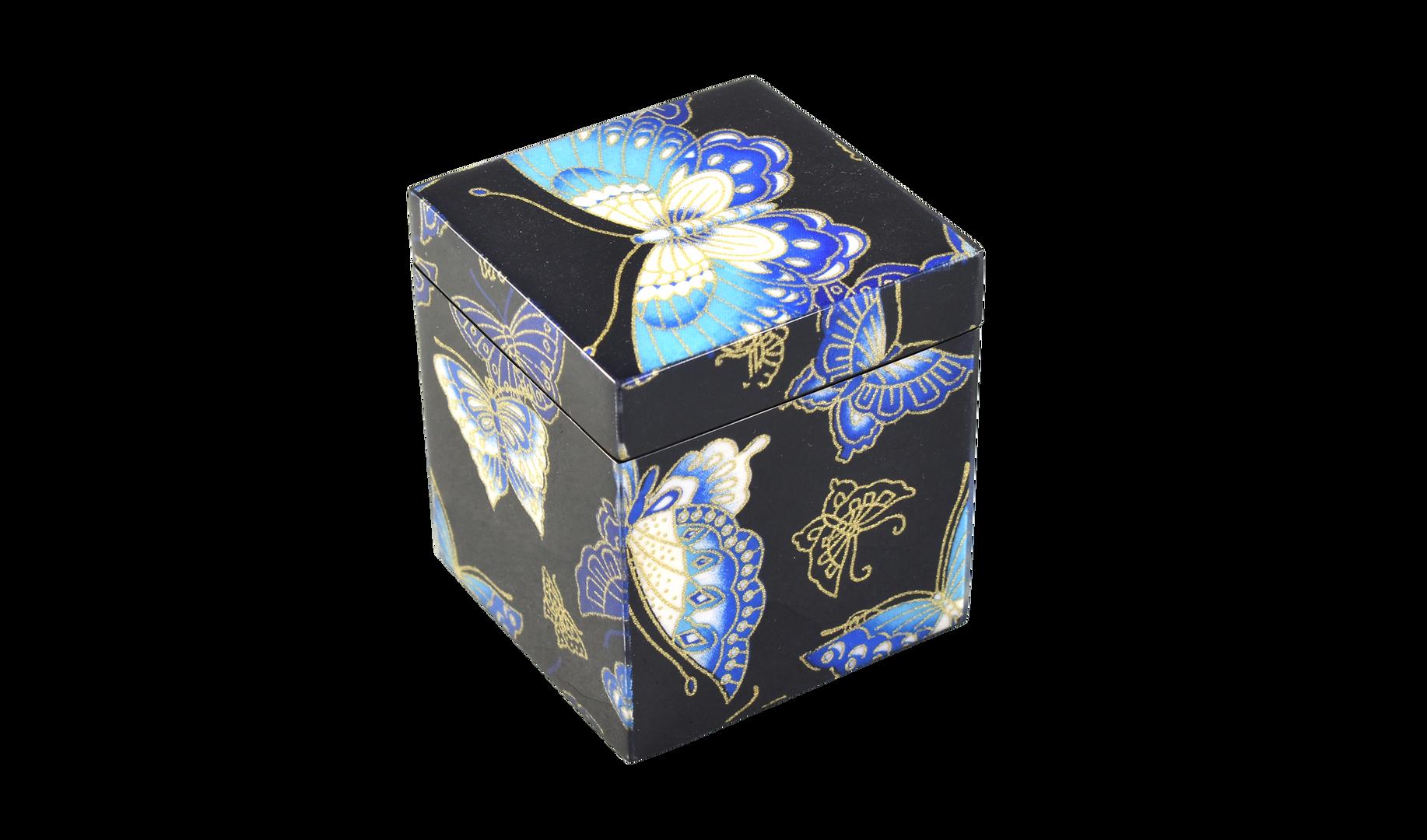 Butterflies- Q-Tip Box