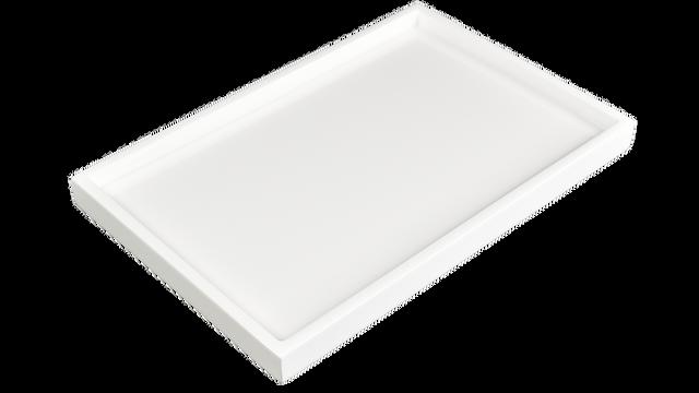 White- Vanity Tray