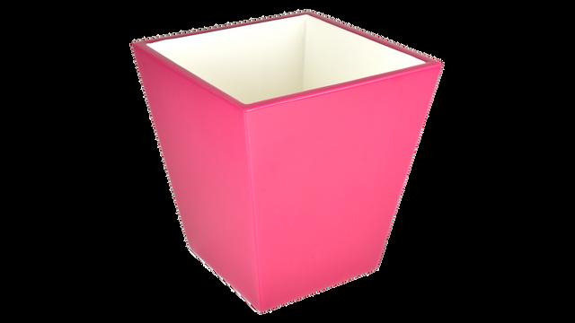 Hot Pink- Waste Basket