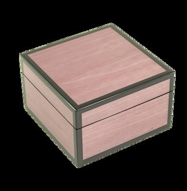 Purple Tulipwood - Square Box