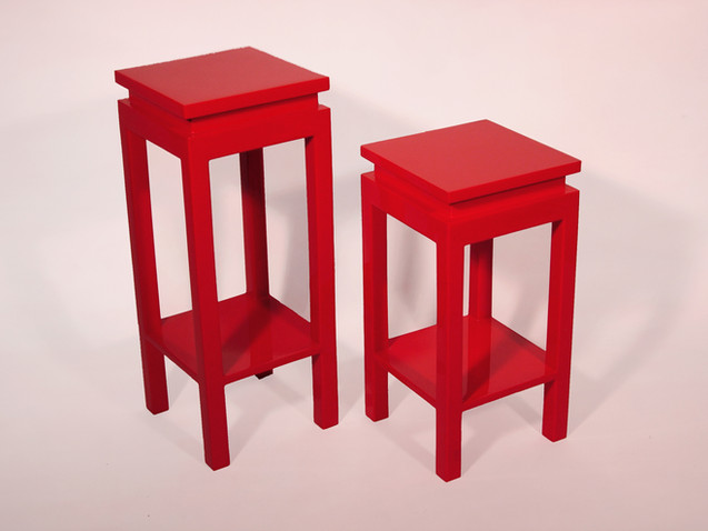 Ming Stands- Red
