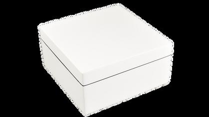 White- Hinged Box