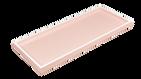 Paris Pink with White Trim- Long Vanity Tray
