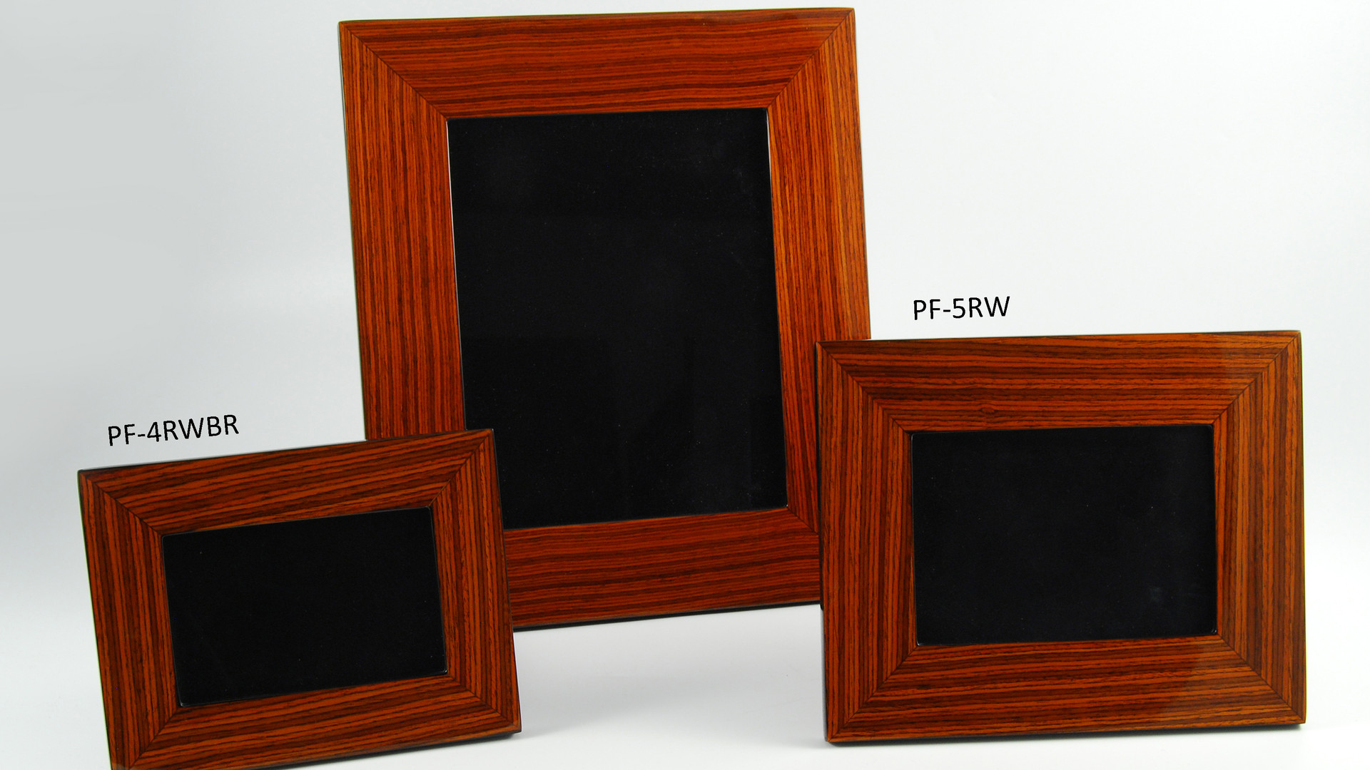 Rosewood Brown- Picture Frames