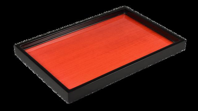 Red Tulipwood- Vanity Tray