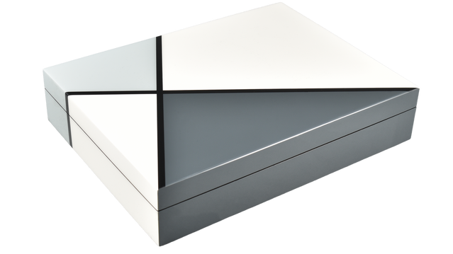 Natural Deco- Stationery Box