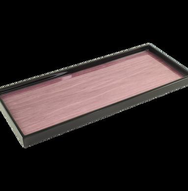 Purple Tulipwood - Long Vanity Tray