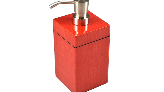 Red Tulipwood- Lotion Pump
