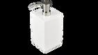 White- Lotion Pump