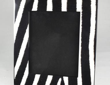Zebra- Picture Frame