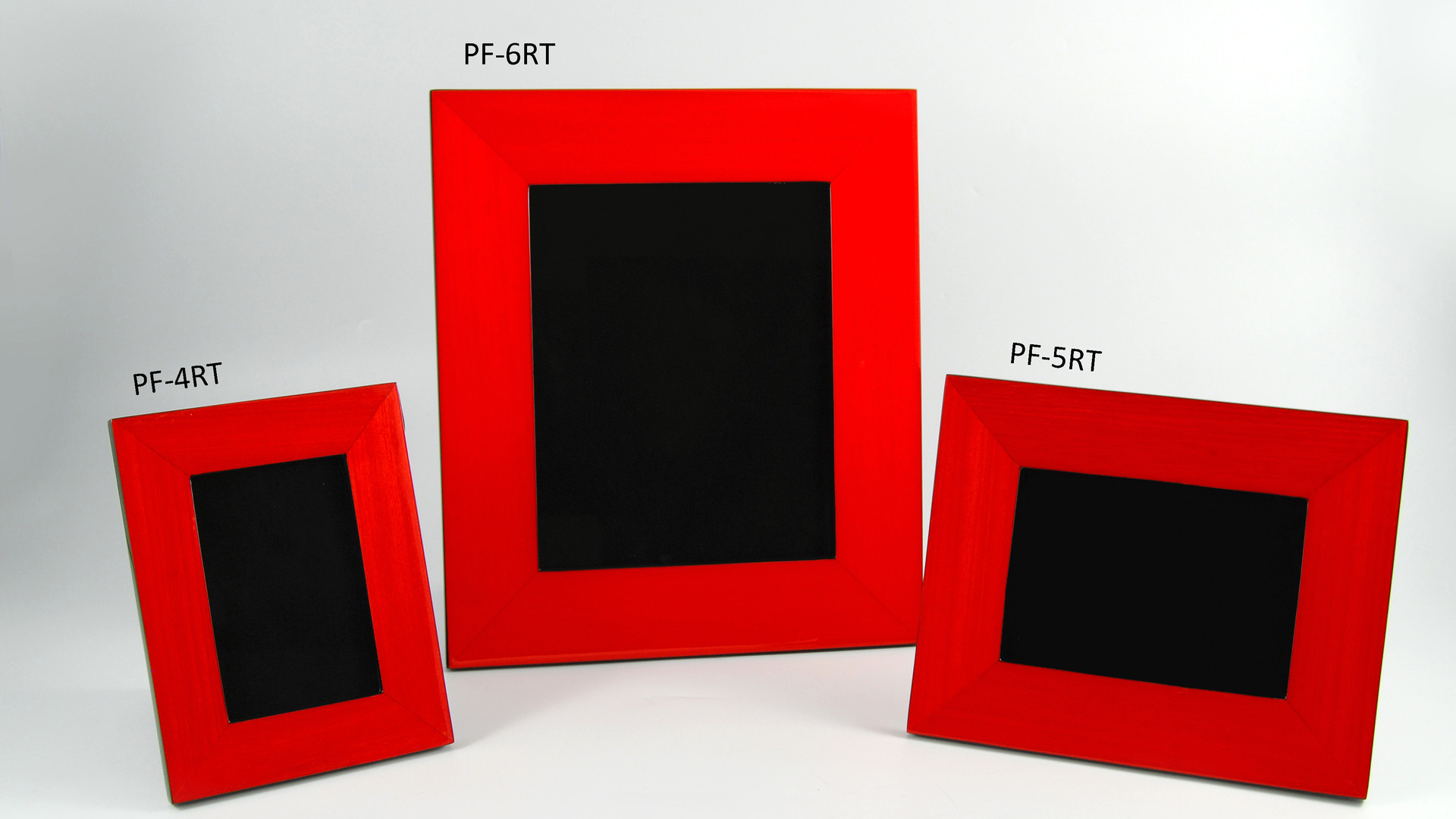 Red Tulipwood- Picture Frames