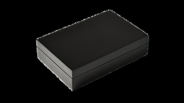 Black - Playing Card Box