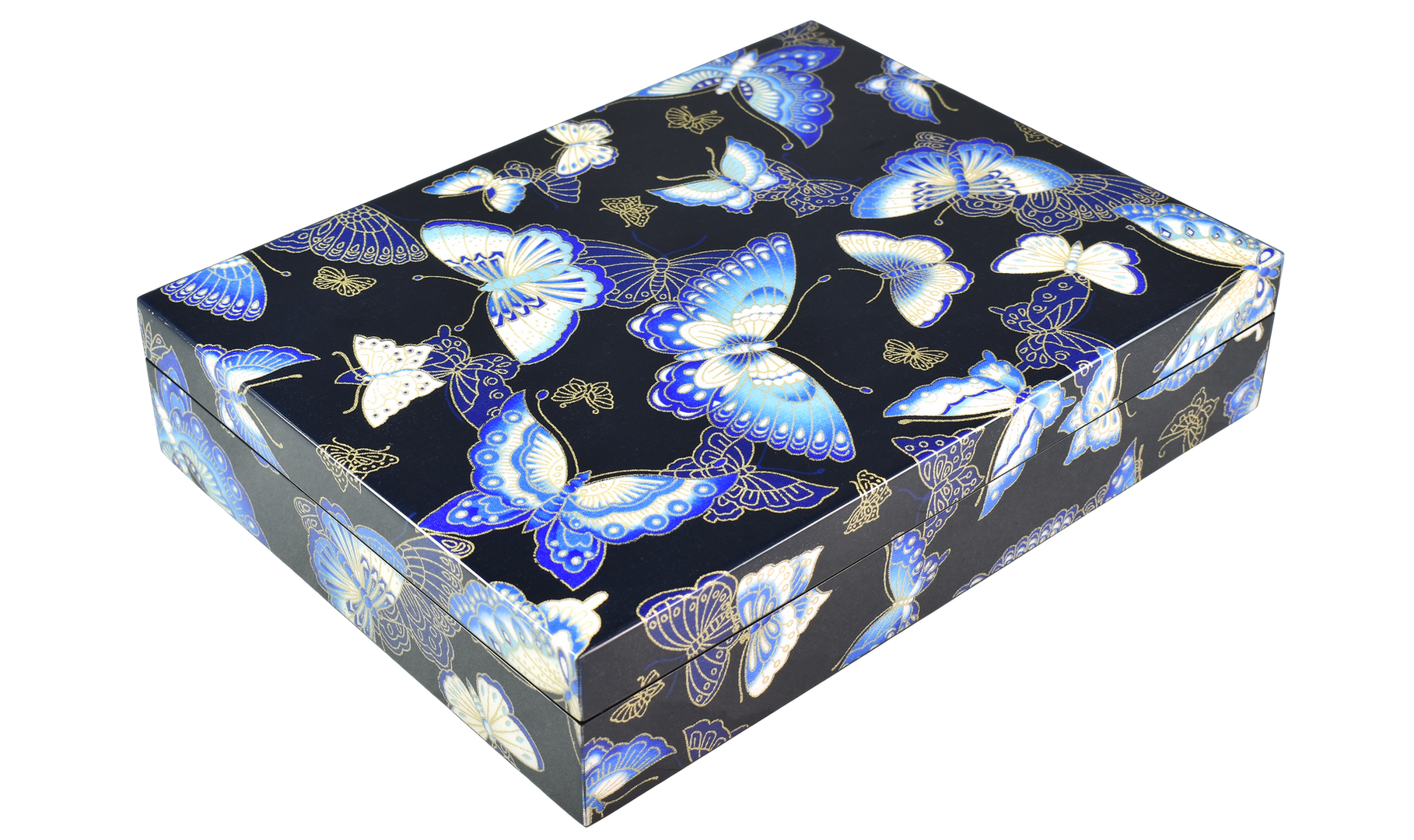 Butterflies - Stationery Box