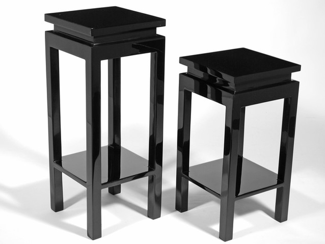 Ming Stand Sets- Black