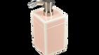 Paris Pink with White Trim- Lotion Pump