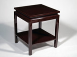 Ming Side Tables- Brown