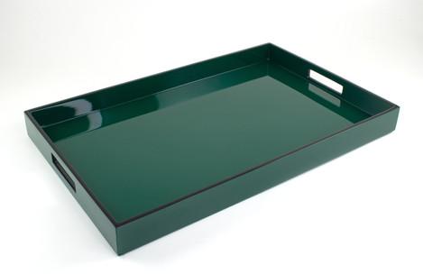 Forest Green - Breakfast Tray