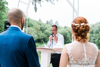 Discours officiant