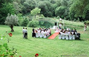 Ceremonie Lac