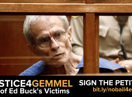 SIGN THE PETITION TO KEEP ED BUCK IN JAIL