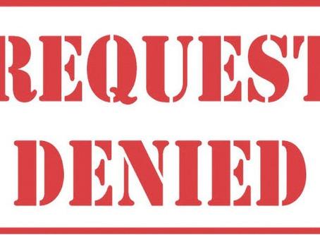 Ed Buck's Bail Request--DENIED
