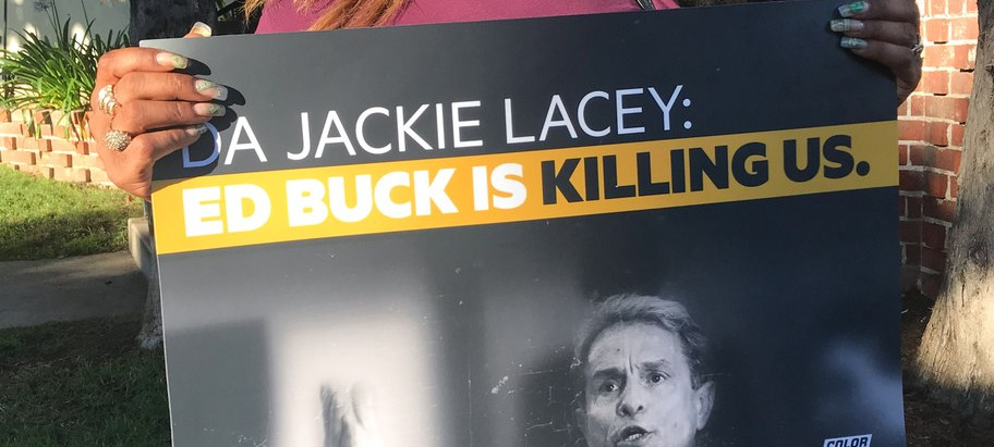 L.A. District Attorney Jackie Lacey Failed the Victims of Ed Buck