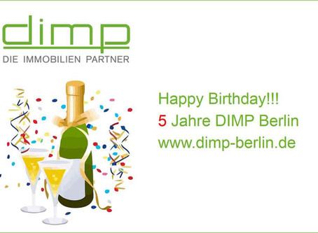 5 Jahre DIMP Berlin!