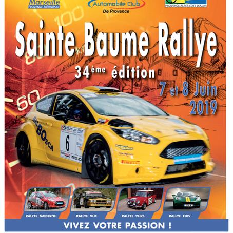 Sainte Baume Rallye : -100€ sur votre engagement