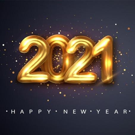 🌟 Bonne année 2021🌟