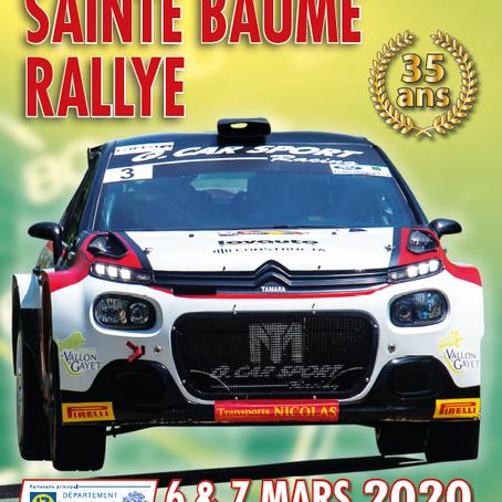 35e #SainteBaumeRallye