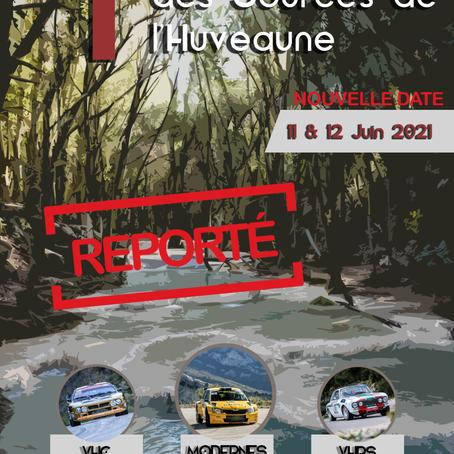 Report du Rallye des Sources de l'Huveaune