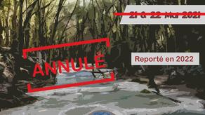 Annulation du 1er rallye des Sources de l'Huveaune