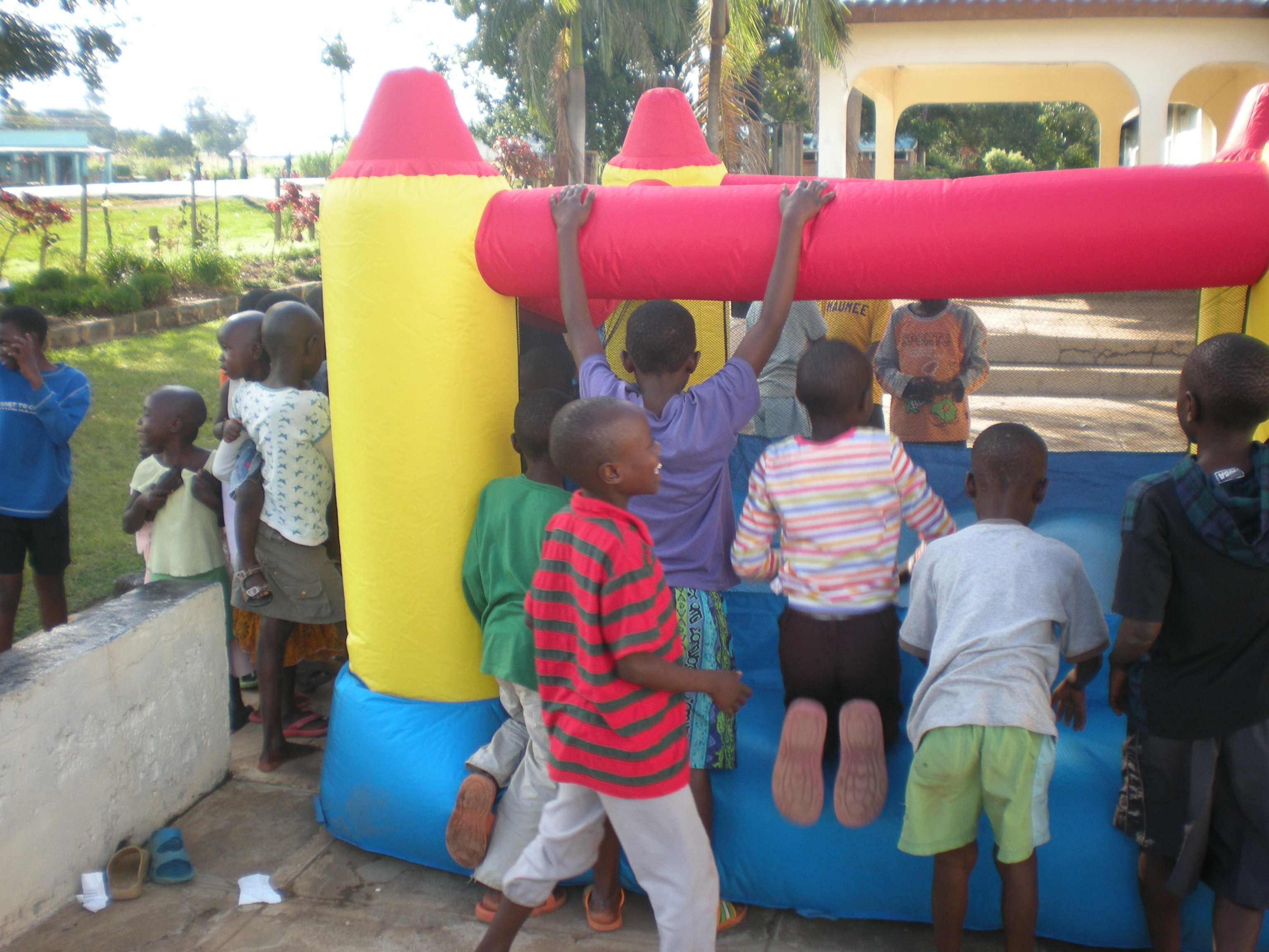 Kids & Bounce House