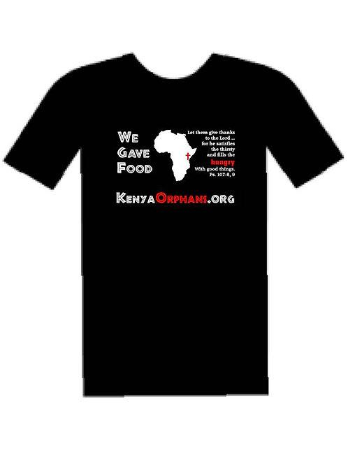 Emergency Food Program  -  Receive a FREE T-Shirt