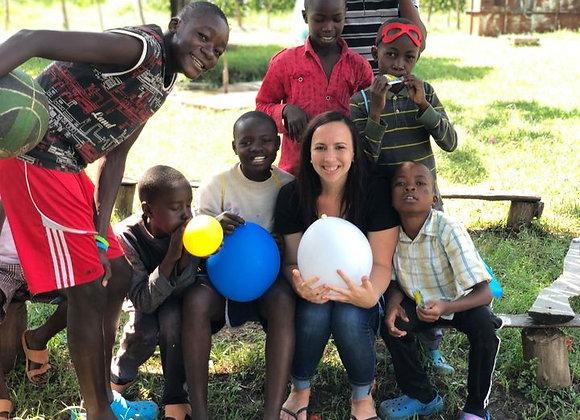Katlyn Pollock - Missionary to Kenya