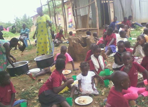 UGANDA - Meals for Orphans