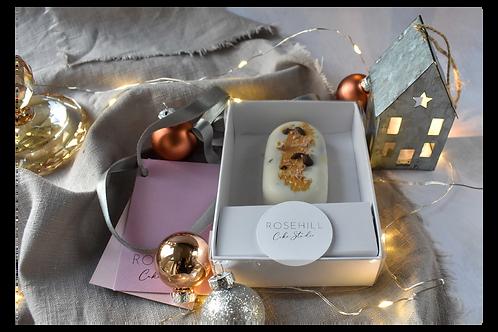 Christmas Teacher Treat Vanilla Cakesicle