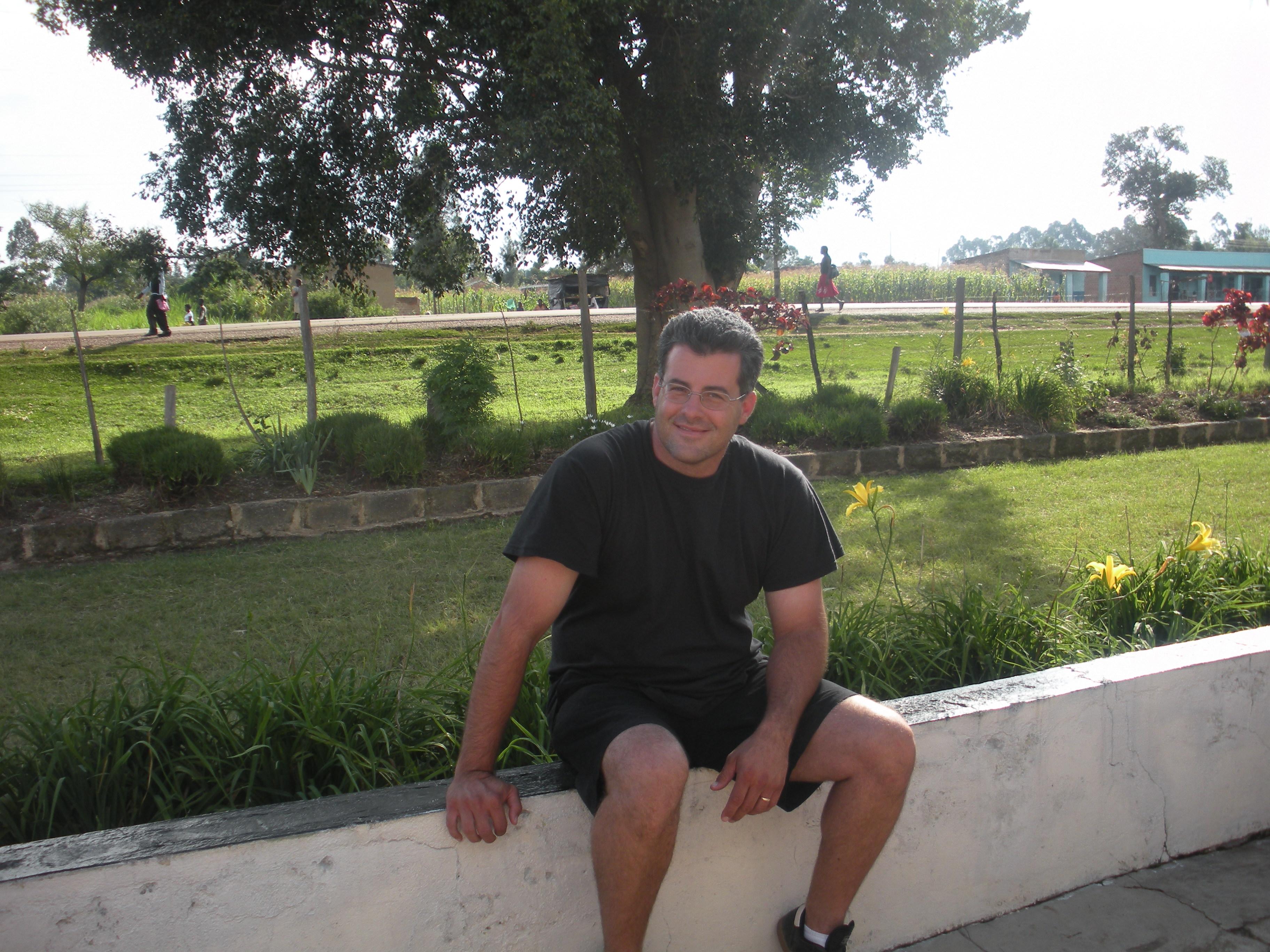 Pastor Kevin Goos