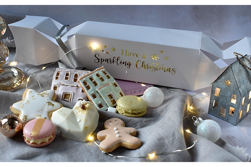 """Have A Sparkling Christmas"" Cracker"