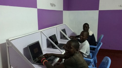 Computer Center f/orphans