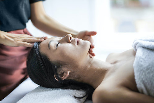 INDIAN HEAD MASSAGE ACCREDITED
