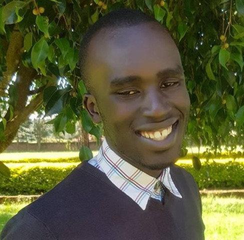 Isaiah Musumbi -  Attending Bible College