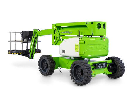 45ft Self Propelled Lift Under 10,000lbs!!