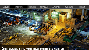 Updated French Website