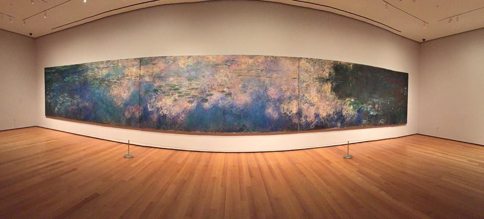Glorious Monet MOMA