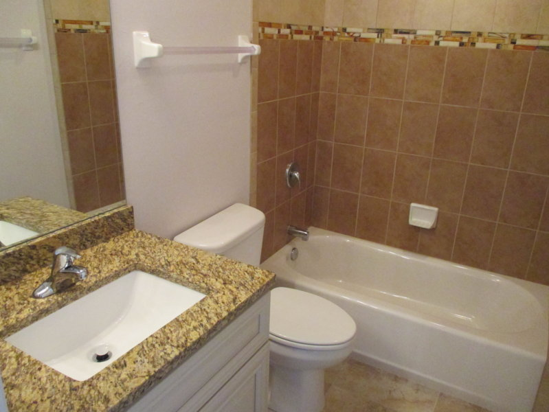2nd Bathroom (large side)