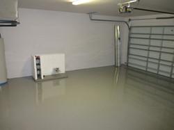 2 Car garage (large side)