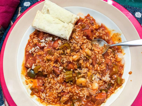 Check Out This Scrumptious & Healthy Gumbo