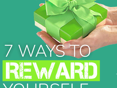 Do you reward yourself with food?