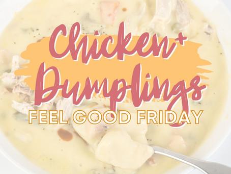 Chicken & Dumplings Recipe!